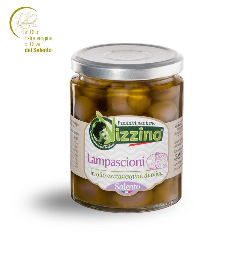 Lampascioni in olio extravergine di oliva