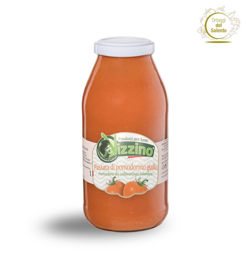 Passata Pomodorino giallo Salento