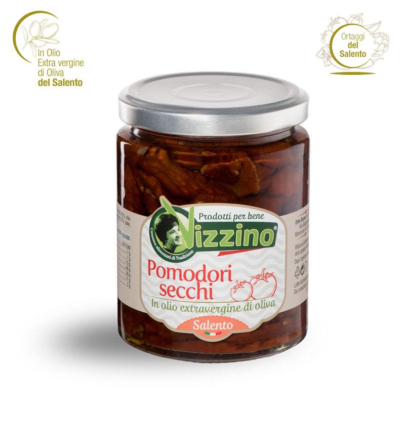 Pomodori Secchi Salento Vizzino